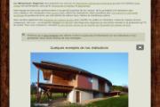 Site des Menuiseries Duperron