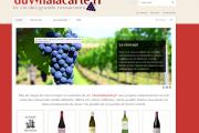 Site duvinalacarte.fr