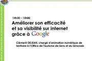 Améliorer sa visibilité en ligne grâce à Google